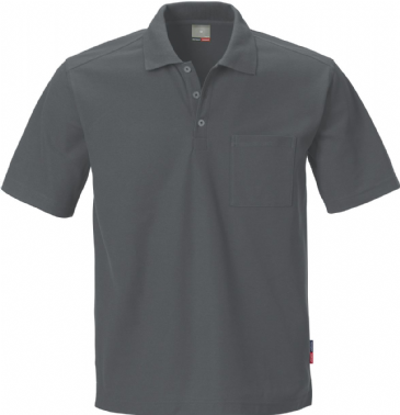 Fristads Kansas Polo Shirt 7392 PM (Dark Grey)